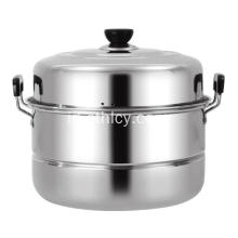 Multifungsi Steamer Pot Stainless Steel Makanan